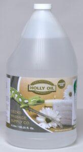 holly-oil