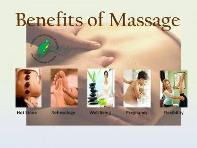 Massage Benefits