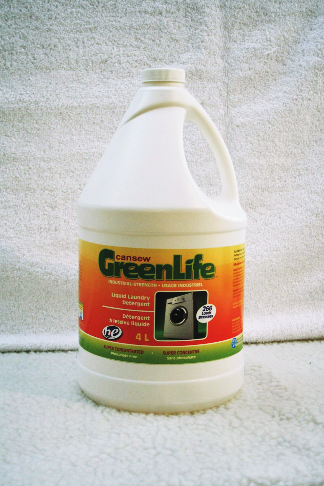 Green Life Laundry Soap