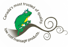 Gecko Massage Logo