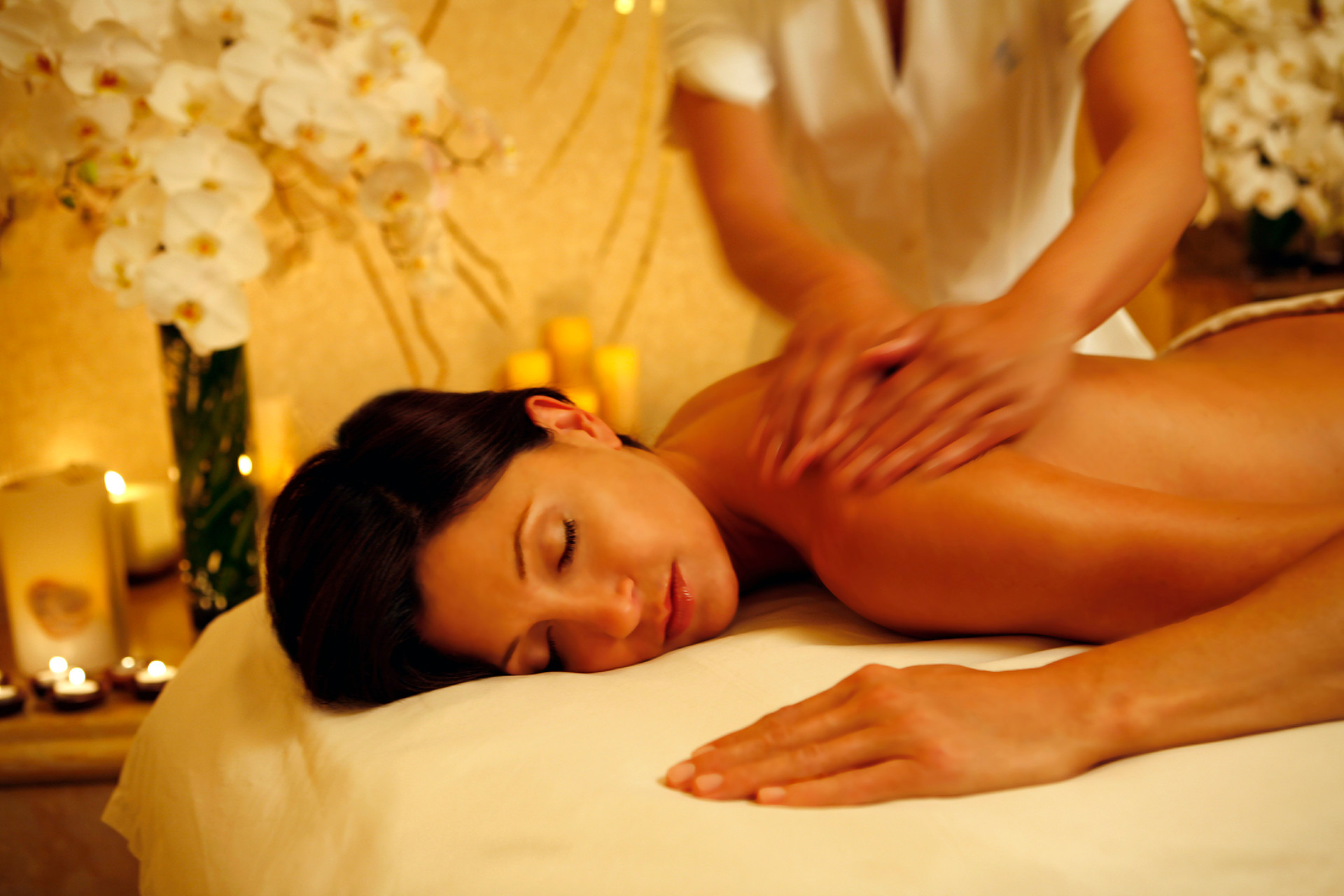 Massage Is More Than Pampering Yourself!